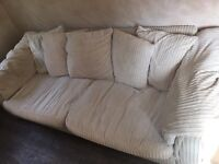 Large sofa 3-4 seater for sale due to move