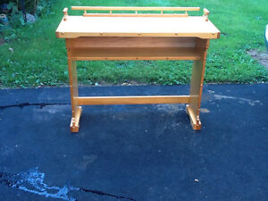 Solid change table for sale