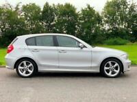 2009 BMW 1 Series 118d Sport 5dr HATCHBACK Diesel Manual