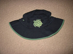 Gymboree turtle hat - 2T-5T