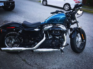Harley-Davidson Forty Eight 48 like new