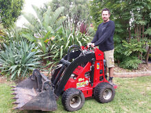 Dingo Hire with experienced operator Berwick Casey Area Preview