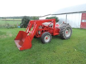 tracteur ford jubile 600