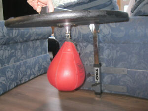 ADJUSTABLE HEIGHT SPEED BAG