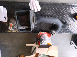 K&n cold air intake for 2011-2014 ecoboost f150 ford
