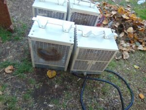 3- 220 volt heaters for sale