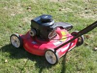Gas Pushmower