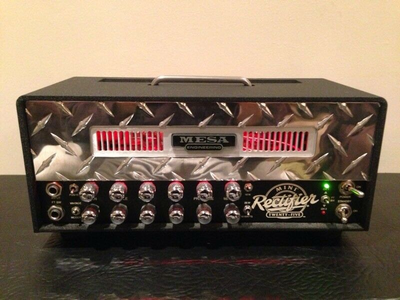 MESA Boogie Mini Rectifier 25/10 Watt Head - EXCELLENT CONDITION