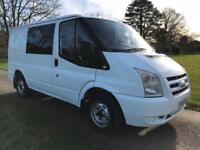 2007 Ford Transit 260 SWB LR P/V 85 White Van