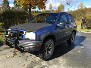 1999 Chevrolet Tracker VUS