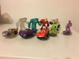 Disney Infinity Assorted Characters (individually Priced)