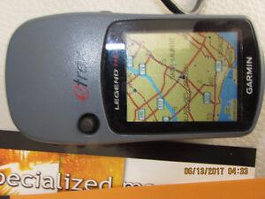 GPS ETREX LEGEND HCX