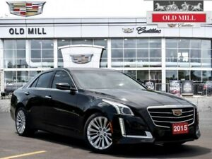2015 Cadillac CTS   - Out of province