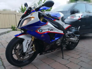 2011 s1000rr  with low kms