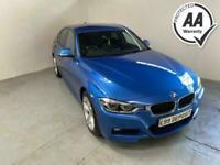 2018 18 BMW 3 SERIES 2.0 320D XDRIVE M SPORT 4D 188 BHP DIESEL