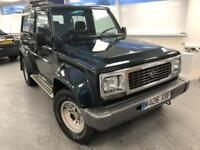 2000 Daihatsu Fourtrak 2.8TDL Independent - New MOT- 4x4- Only 73000 Miles