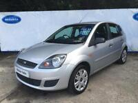 2007 57 Ford Fiesta 1.25 Style Climate 5 Door