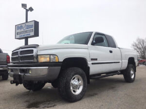 2002 Dodge Power Ram 2500 5.9 Cummins Diesel