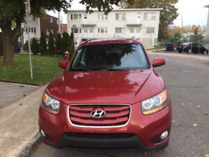 2011 Hyundai Santa Fe AWD tout équipé Camionnette