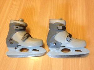 Adjustable skates (CCM)