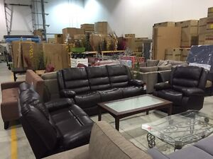 Reclining Living room sets in a variety of styles!