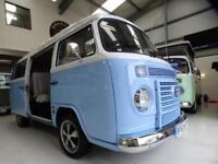 Volkswagen Danbury VW Microbus Camper.