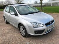 2005 FORD FOCUS 1.6 GHIA AUTOMATIC PETROL 5 DOOR HATCHHACK