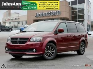 2017 Dodge Grand Caravan SXT Premium Plus  - Aluminum Wheels - $