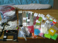 Musky Bucktail Components - Lure Parts
