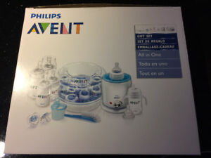 Avent (Philips) Bottles, Warmer and Sterilizer All in One