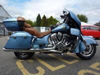 INDIAN ROADMASTER BLUE DIAMOND BRAND NW 5 YEARS WARRANTY