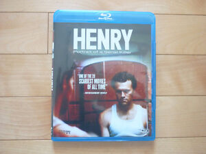 HENRY: PORTRAIT OF A SERIAL KILLER - BLU-RAY Saguenay Saguenay-Lac-Saint-Jean image 1