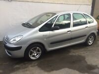 Citroen Picasso, full years mot, just serviced