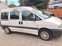 Peugeot e7 taxi