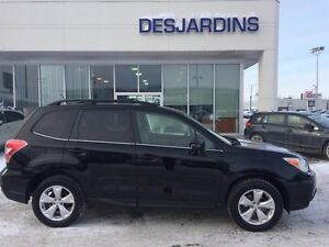 Subaru Forester Limited 2014