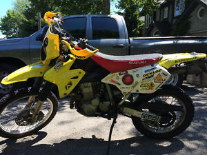 2002 DRZ400S with Brand New Equipment (Motocross Gear)