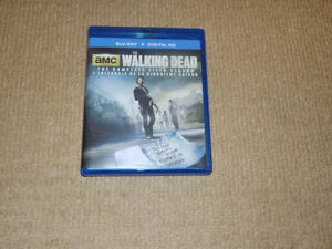 AMC THE WALKING DEAD, THE COMPLETE FIFTH SEASON, 5 DISC BLU-RAY