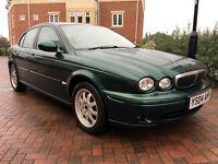 Jaguar X-Type 2.0D CLASSIC (green) 2004