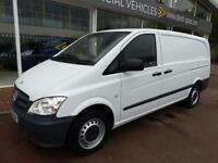 Mercedes Vito 2.1 113 Cdi Lwb Panel Van