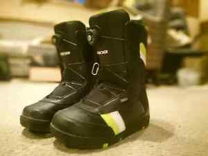 Ride Idol Boa boots (men's size 10.5)