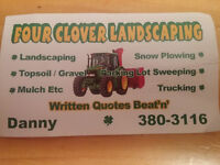 FOURCLOVER LANDSCAPING... QUOTES BEATIN...