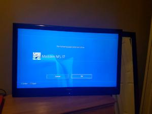 Haier 50 Inch Flat screen TV