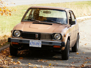 1978 Civic for sale