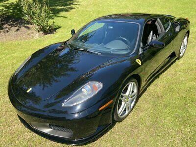 2006 Ferrari 430  2006 Ferrari F430, Black with 27,460 Miles available now!