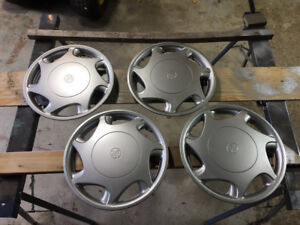 14 inch Toyota wheel covers