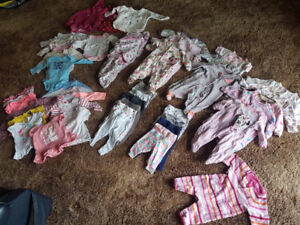 0-3 babygirl clothes