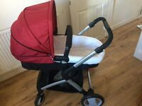 Mothercare Roam Travel System - used only a few times!!!