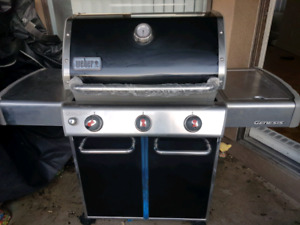 Never used, new bbq affordable price
