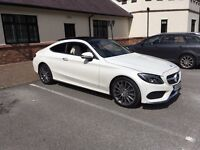 Mercedes C250 AMG Coupe