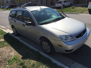 2007 Ford Focus SE Wagon